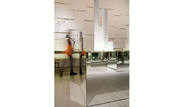 インテリアデザインスタジオ特別展示<br>プロジェクト「ムンバイ The World Towers」