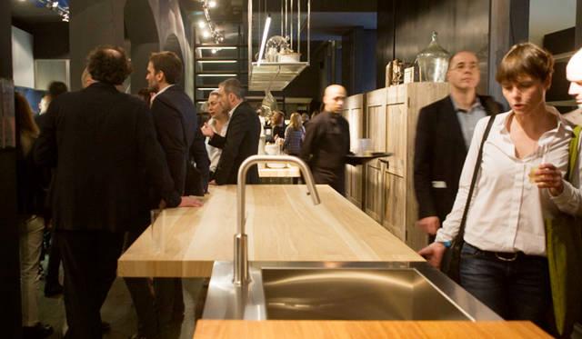 Boffiのキッチン「Open」by Piero Lissoni