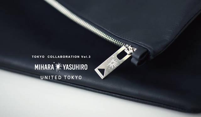 <strong>UNITED TOKYO|ユナイテッド トウキョウ</strong><br />「MIHARA YASUHIRO × UNITED TOKYO」2万9160円