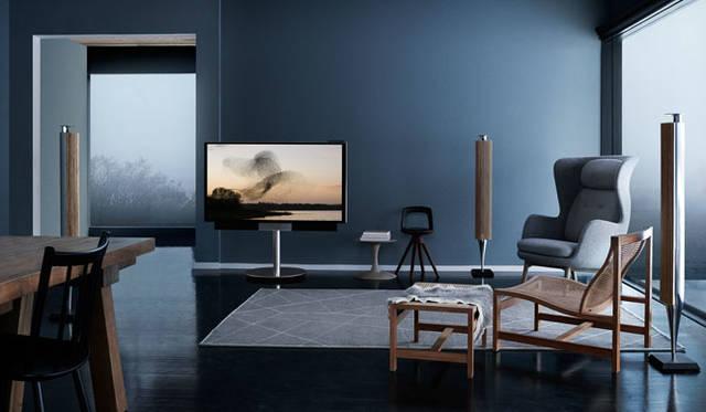 <strong>BANG & OLUFSEN|バング&オルフセン</strong><br />4Kテレビ「BeoVision Avant 55」
