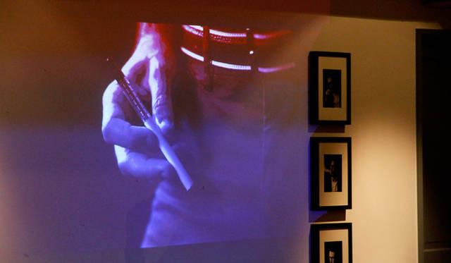 LVDIが手がけるアパレル、写真、インテリアやグラフィック、音楽といったさまざまな作品が披露された<br/> Photograph by Gianluca Wright
