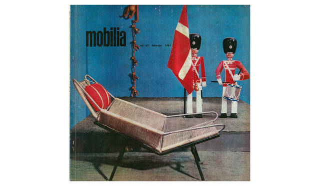 <strong>METROCS|メトロクス</strong><br />デンマークのインテリア誌『mobilia(モビリア)』