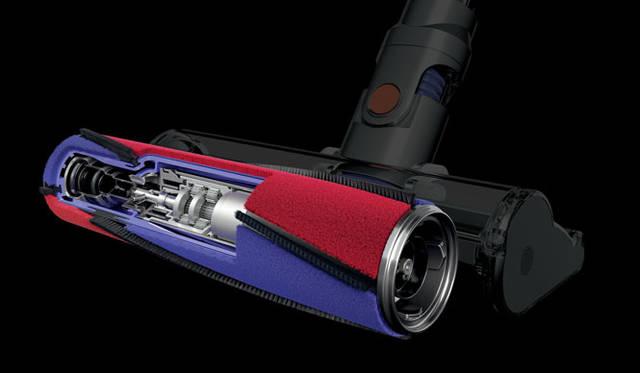 <strong>dyson|ダイソン</strong><br />コードレス型スティッククリーナー「Dyson V6 Fluffy(ダイソンV6フラフィ)」ヘッド