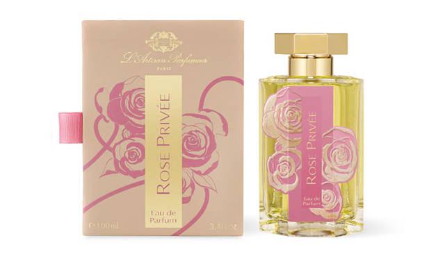 <strong>L'Artisan Parfumeur|ラルチザン パフューム</strong><br />「Rose Priv&#233;e(ローズ プリヴェ)」オードパルファン