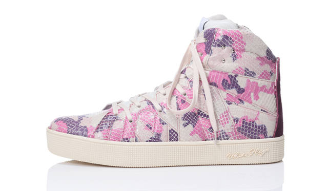「Henri(アンリ)」Pink Camouflage 5万8320円