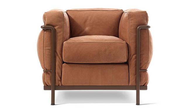 <strong>Cassina ixc.|カッシーナ・イクスシー</strong><br />「LC2 Maison La Roche」(LC2 ラ・ロッシュ邸仕様)90台限定(日本には5点)129万6000円