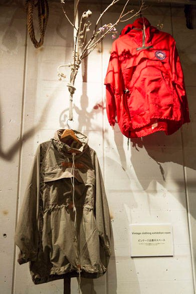 <strong>Nigel Cabourn ナイジェル・ケーボン</strong><br />期間限定THE ARMY GYMスペシャルイベント「Cabourn's Vintage Exhibition」