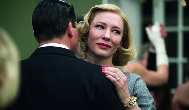 ルーニー・マーラの相手役を務めたケイト・ブランシェットの巧演も光っていた