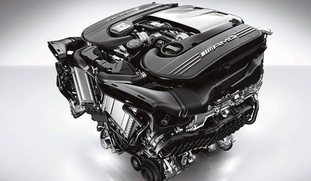 4.0リッターV8直噴ツインターボエンジン「M177」