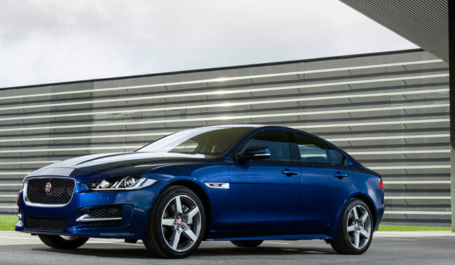 Jaguar XE R-Sport|ジャガー XE R-スポーツ
