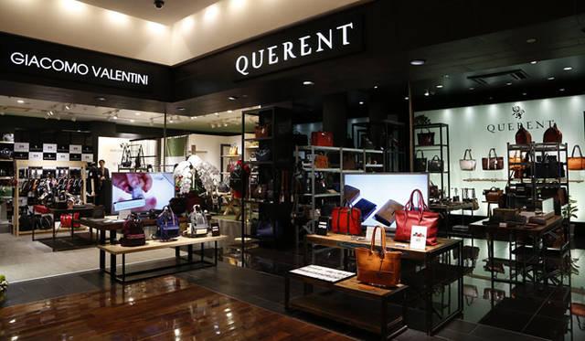 <strong>QUERENT|ケレン</strong><br />銀座ベルビア館3階「GIACOMO VALENTINI / QUERENT 銀座店」