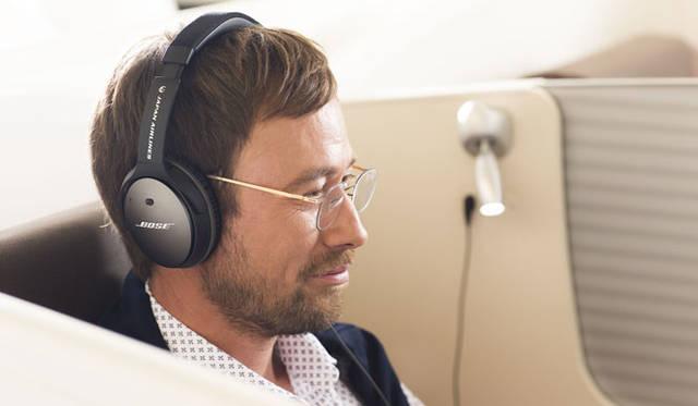 <strong>BOSE|ボーズ</strong><br /> JAL 専用モデル ノイズキャンセリング・ヘッドホン「QuietComfort&reg; 25 headphones」