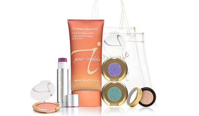 <strong>jane iredale|ジェーン・アイルデール</strong><br />「2015 サマーコレクション」