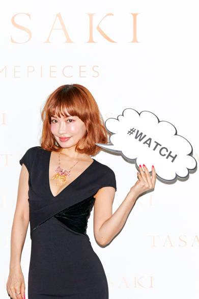 モデル・タレントの平子理沙さん