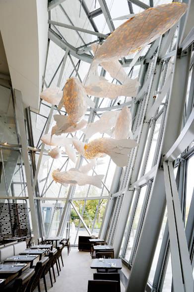「ル フランク (Le Frank)」© Fondation Louis Vuitton / Mazen Saggar
