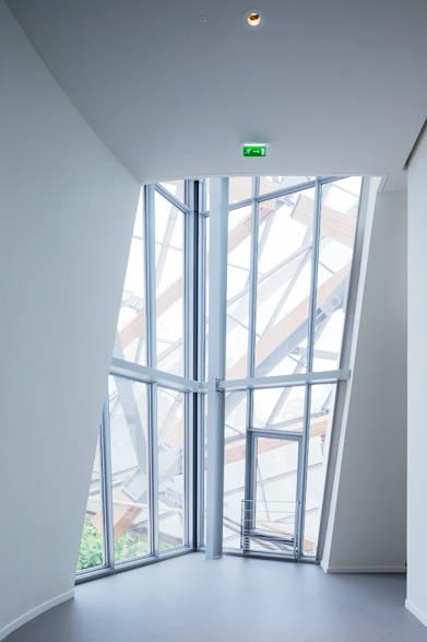 ©Iwan Baan, 2014 Caption : The Fondation Louis Vuitton