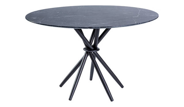 <strong>THE CONRAN SHOP|ザ・コンランショップ</strong><br />「マグナス・ロング(Magnus long)家具シリーズ」 テーブル「Stix Table」(Φ1200×H730mm)51万8400円