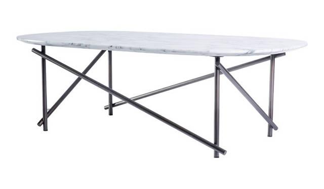 <strong>THE CONRAN SHOP|ザ・コンランショップ</strong><br />「マグナス・ロング(Magnus long)家具シリーズ」 テーブル「Workshop Console Table」(W1050×D600×H320mm)32万4000円