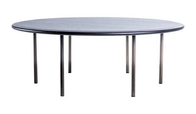<strong>THE CONRAN SHOP|ザ・コンランショップ</strong><br />「マグナス・ロング(Magnus long)家具シリーズ」 テーブル「Six Leg Coffee Table」