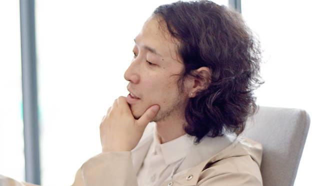 プロダクトデザイナー 角田陽太氏