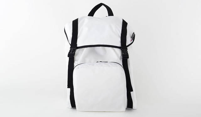 <strong>MELO|メロ</strong><br />フラップ付きバックパック「2 Buckle Flap Backpack」
