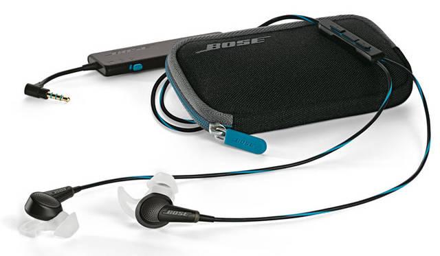 <strong>BOSE|ボーズ</strong><br />インイヤー型ノイズキャンセリング・ヘッドホン「Bose&#8482; QuietComfort&reg; 20 Acoustic Noise Cancelling headphones」 優れた遮音効果、快適な着け心地、安定した装着感を実現する「StayHear&#8482;+チップ」を採用
