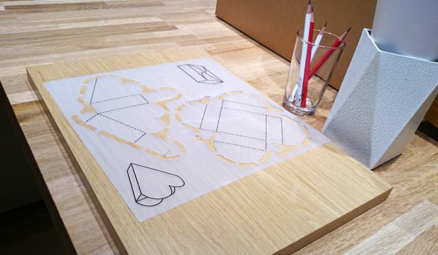 銀座・伊東屋 新本店ビル8F:ハンドクラフトが楽しめる豊富なグッズを用意。ワークショップを準備中で、2015年10月「ファーバーカステルアカデミー」が開講する