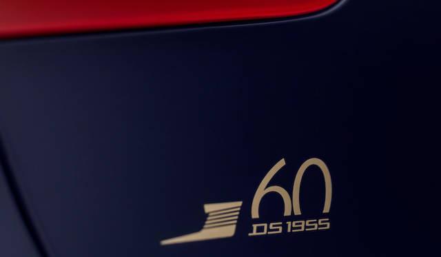 特製のステッカーがそなわる、60周年記念限定モデル