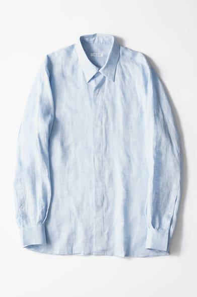 リネンシャツ1万8360円