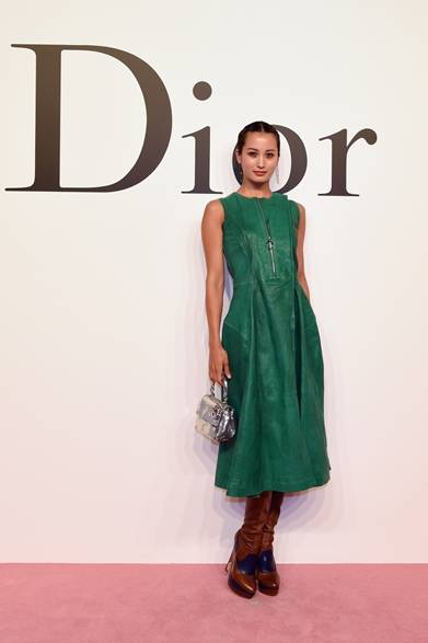 黒田エイミ Photo by Jun Sato/Getty Images for Dior