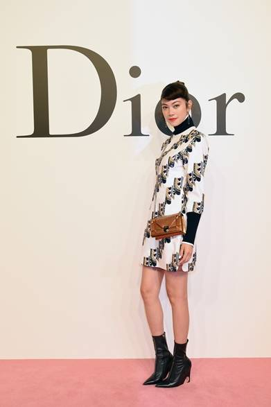 森星 Photo by Jun Sato/Getty Images for Dior