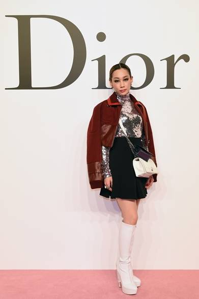 マドモアゼル・ユリア Photo by Jun Sato/Getty Images for Dior