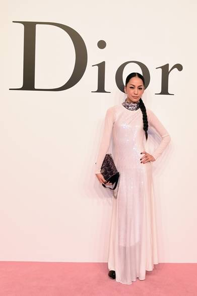 中島美嘉 Photo by Jun Sato/Getty Images for Dior