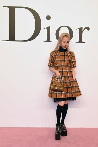 加藤ミリヤ Photo by Jun Sato/Getty Images for Dior