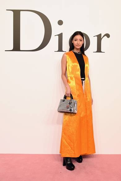 菜々緒 Photo by Jun Sato/Getty Images for Dior
