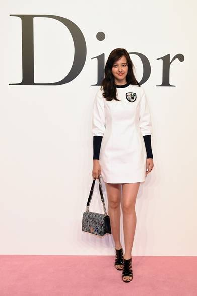 浦浜アリサ Photo by Jun Sato/Getty Images for Dior