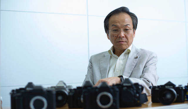 ニコンの映像事業部「後藤研究室」後藤哲朗室長