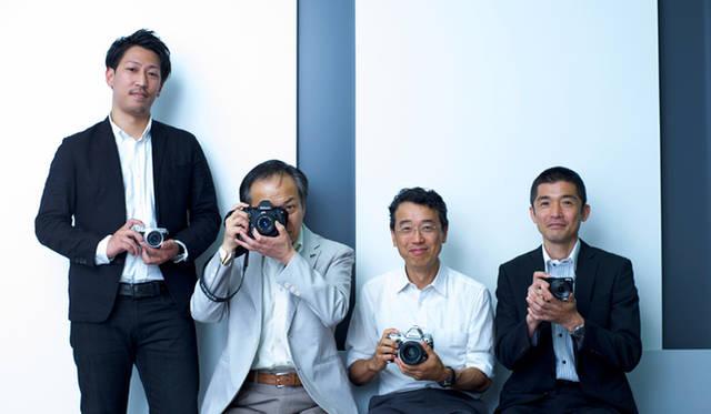 「Df」と「Nikon 1 J5」のニコン開発陣