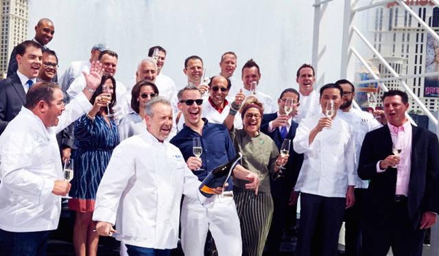 年に一度、国内外から一流シェフが集結し、自ら腕を振る食の祭典「ベガス・アンコルクド」。今年は4月23日から26日までの4日間にわたっておこなわれた