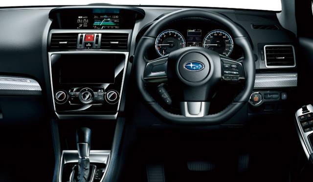 Subaru Levorg|スバル レヴォーグ