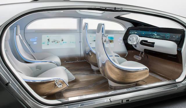 Mercedes-Benz F015 Luxury in Motion|メルセデス・ベンツ F015 ラグジュアリー  イン モーション