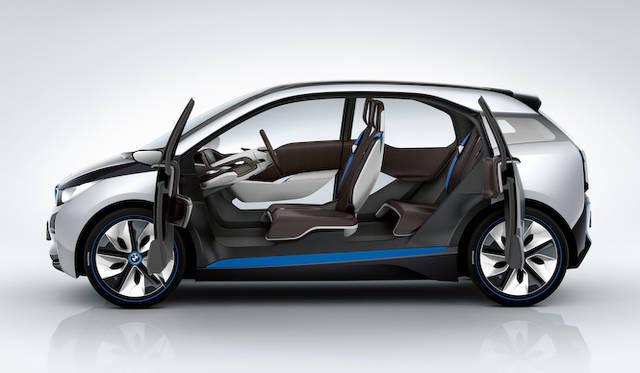 BMW i3|BMW i3