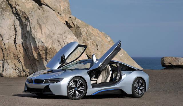 BMW i8|BMW i8