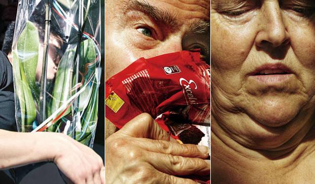 <strong>ISSEY MIYAKE MEN|イッセイ ミヤケ メン</strong><br />写真家の藤原聡志とのコラボレーションシリーズ「Code Unknown」 &#169;FUJIWARA Satoshi