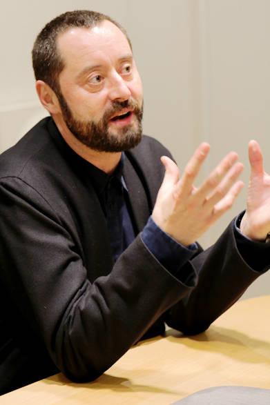 ビクトリノックス・スイスアーミーのプロダクトディレクター、フランソワ・ヌニュス氏