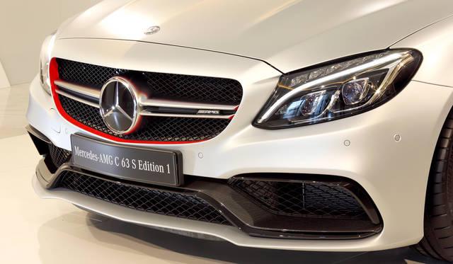 Mercedes-AMG C 63 S Edition 1 メルセデスAMG C 63 S エディション1