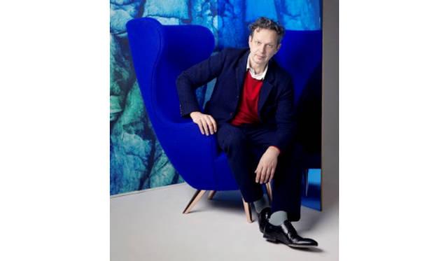 創業者のトム・ディクソン(Tom Dixon)氏。チュニジア出身で、家具をはじめ、幅広いプロダクトデザイン、デザイン監修を手がける