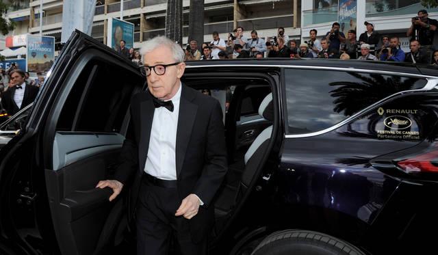 今年のカンヌ映画祭にはウッディ・アレン監督も登場した
