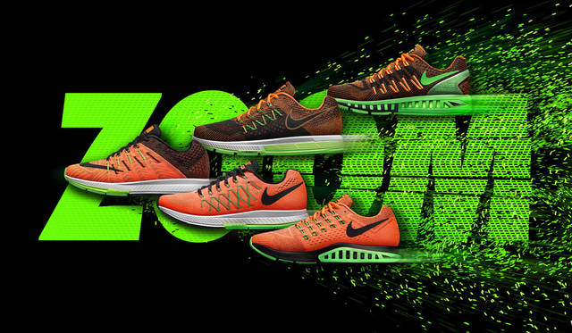 <strong>NIKE|ナイキ</strong><br />「NIKE ZOOM AIR」ビジュアルイメージ