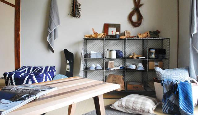 <strong>journal standard Furniture ジャーナル スタンダード ファニチャー</strong><br /> UR賃貸住宅とコラボレーションによるモデルルーム「ダイニング&リビングルーム」